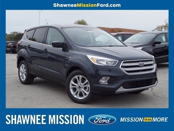 2019 Baltic Sea Green Metallic Ford Escape SE FWD Automatic 4 Door SUV EcoBoost 1.5L I4 GTDi DOHC Turbocharged VCT Engine