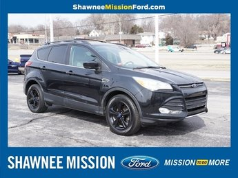 2013 Ford Escape SE 4 Door EcoBoost 1.6L I4 GTDi DOHC Turbocharged VCT Engine SUV Automatic FWD