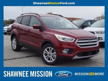 2019 Ford Escape SEL FWD EcoBoost 1.5L I4 GTDi DOHC Turbocharged VCT Engine SUV 4 Door