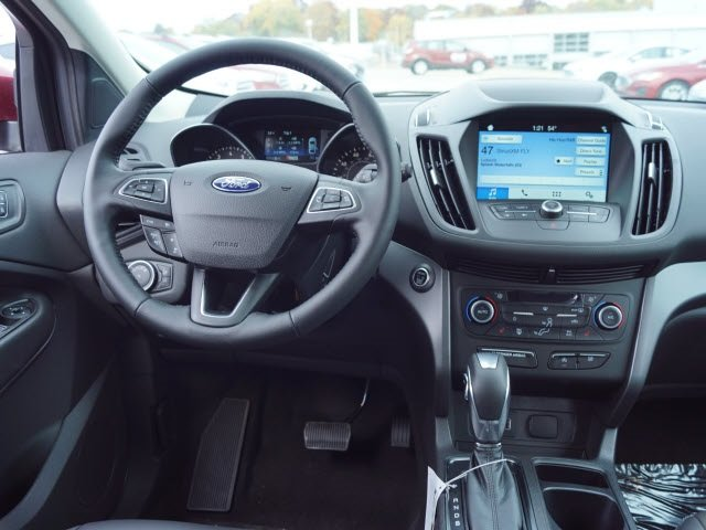 2019 Ford Escape SEL FWD Automatic EcoBoost 1.5L I4 GTDi DOHC Turbocharged VCT Engine