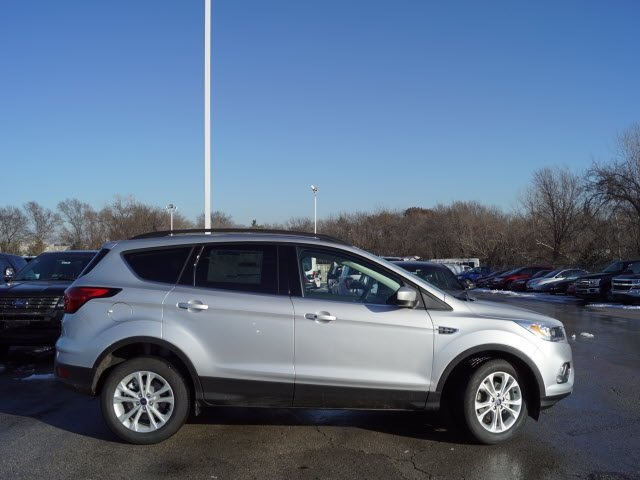 2019 Ford Escape SEL EcoBoost 1.5L I4 GTDi DOHC Turbocharged VCT Engine SUV FWD
