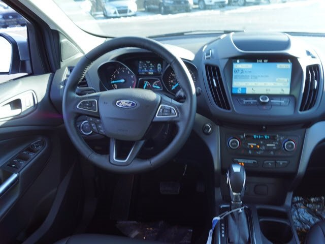 2019 Ford Escape SEL Automatic SUV EcoBoost 1.5L I4 GTDi DOHC Turbocharged VCT Engine