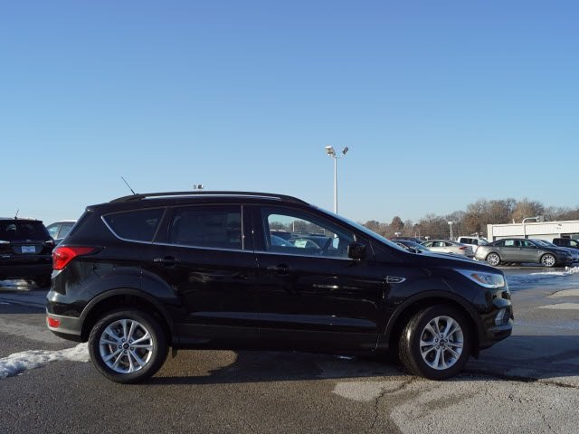 2019 Ford Escape SEL Automatic FWD 4 Door EcoBoost 1.5L I4 GTDi DOHC Turbocharged VCT Engine