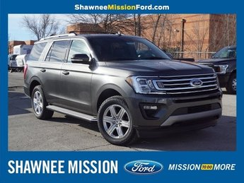 2019 Magnetic Metallic Ford Expedition XLT EcoBoost 3.5L V6 GTDi DOHC 24V Twin Turbocharged Engine SUV Automatic 4X4 4 Door