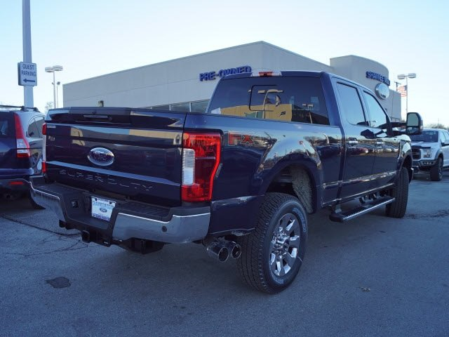 2019 Ford Super Duty F-250 SRW Lariat Truck 4X4 Power Stroke 6.7L V8 DI 32V OHV Turbodiesel Engine
