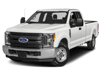 2019 Oxford White Ford Super Duty F-250 SRW XL Automatic RWD 4 Door 6.2L SOHC Engine