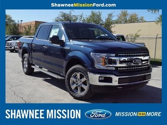 2018 Ford F-150 XLT 4 Door Automatic 5.0L V8 Ti-VCT Engine Truck 4X4