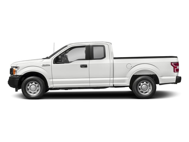 2018 Oxford White Ford F-150 XL Truck EcoBoost 2.7L V6 GTDi DOHC 24V Twin Turbocharged Engine Automatic