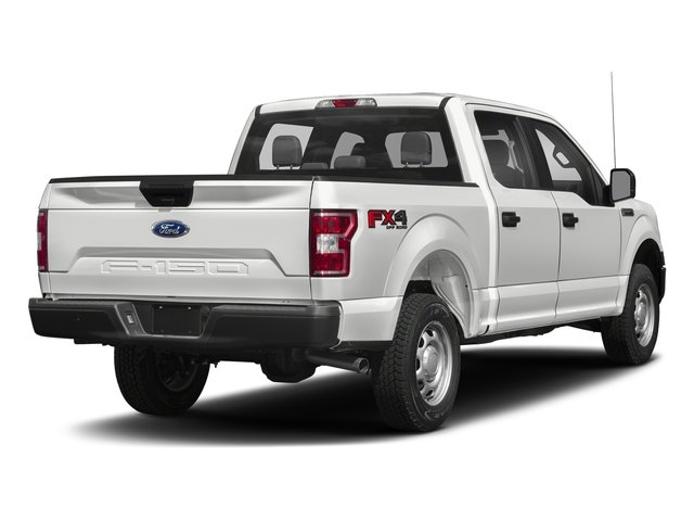 2018 Oxford White Ford F-150 XL Truck Automatic 4X4