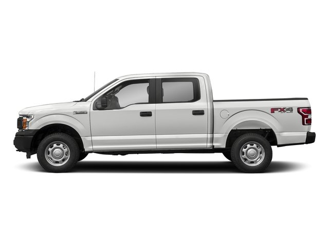 2018 Oxford White Ford F-150 XL Truck 4 Door 4X4