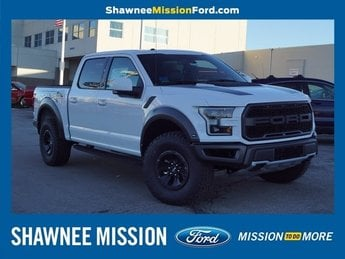 2018 Ford F-150 Raptor 4 Door Truck EcoBoost 3.5L V6 GTDi DOHC 24V Twin Turbocharged Engine 4X4