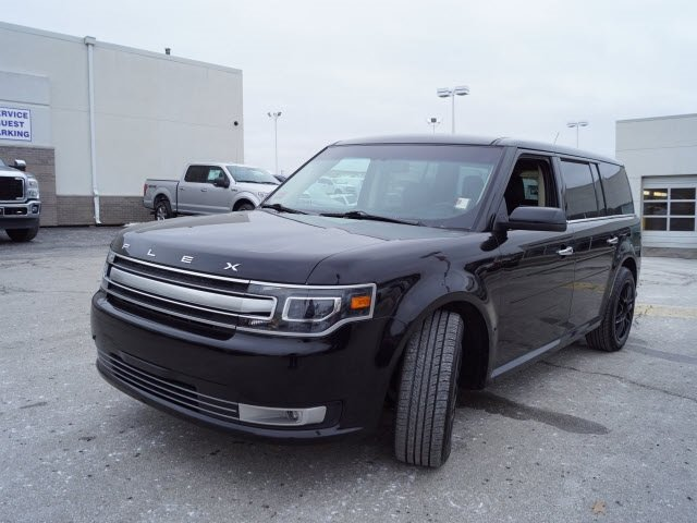 2017 Ford Flex Limited 3.5L V6 Ti-VCT Engine Automatic SUV FWD