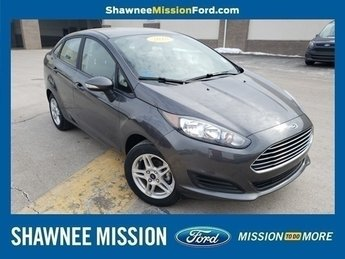 2018 Ford Fiesta SE Automatic 4 Door 1.6L I4 Ti-VCT Engine