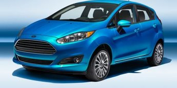 2019 Magnetic Metallic Ford Fiesta SE 4 Door 1.6L I4 Ti-VCT Engine Hatchback FWD