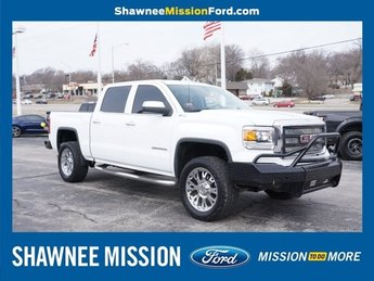 2014 GMC Sierra 1500 Base 4X4 EcoTec3 5.3L V8 Flex Fuel Engine Truck Automatic