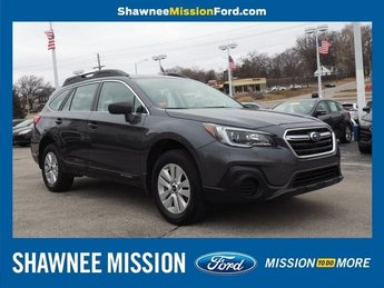 2018 Gray Metallic Subaru Outback 2.5i Automatic (CVT) AWD SUV 4 Door