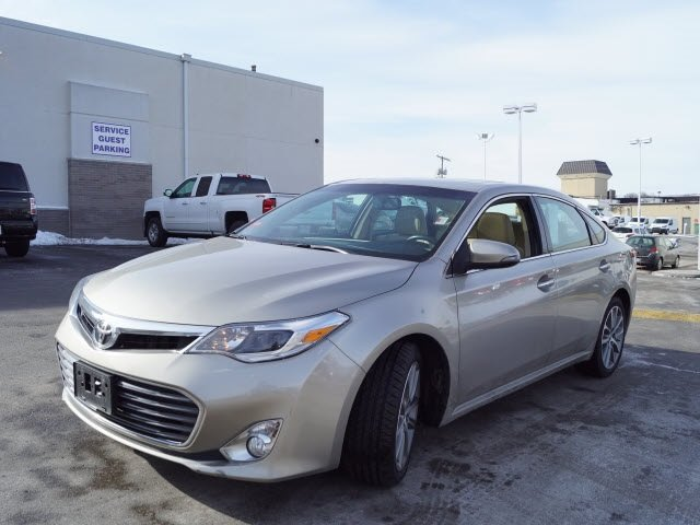 2015 Toyota Avalon Automatic 4 Door Sedan FWD