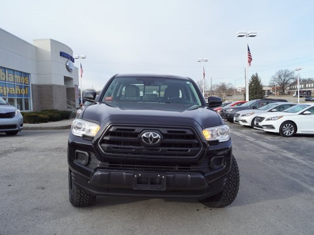 2018 Toyota Tacoma 4X4 4 Door Truck V6 Engine