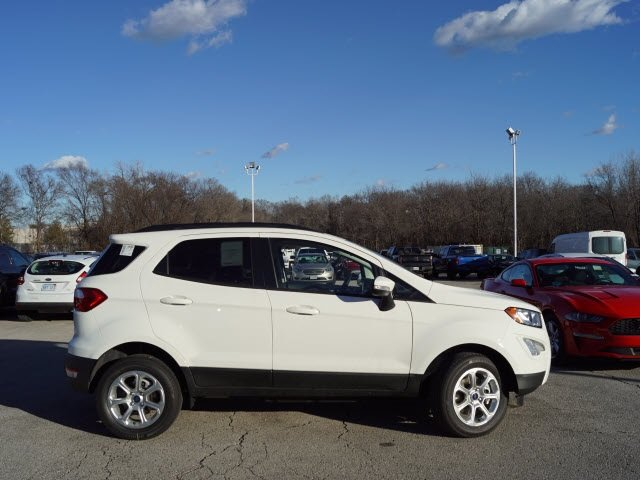 2018 Ford EcoSport SE Automatic 2.0L I4 Ti-VCT GDI Engine 4 Door