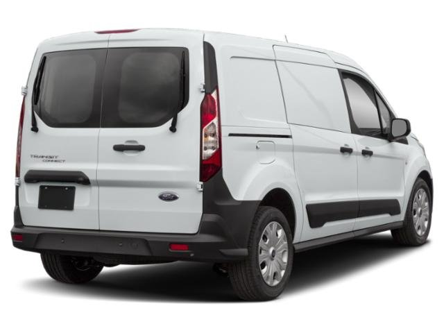 2019 Frozen White Ford Transit Connect XL 4 Door Automatic I4 Engine