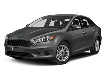 2017 Ford Focus SE Car 4 Door FWD 2.0L 4 cyls Engine