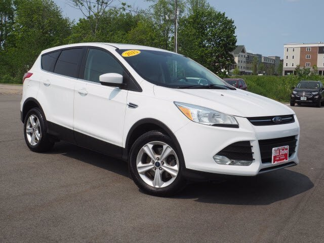 2015 Ford Escape SE 4 Door Automatic SUV 4X4 Intercooled Turbo Regular Unleaded I-4 1.6 L/98 Engine