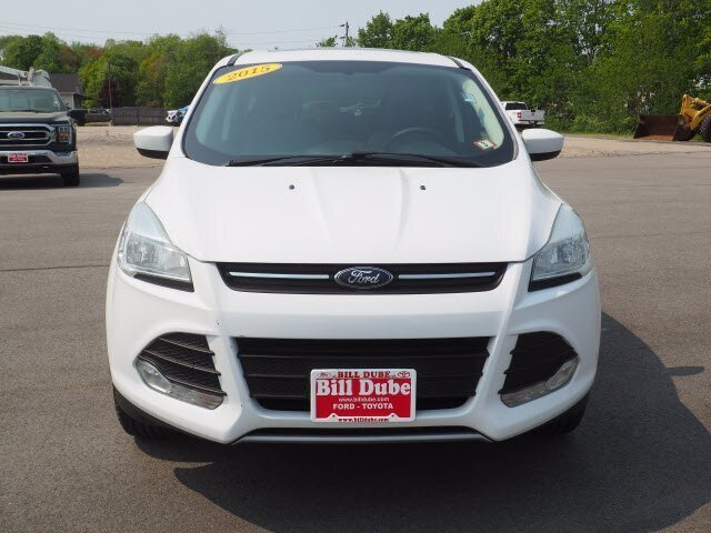 2015 Ford Escape SE SUV Automatic Intercooled Turbo Regular Unleaded I-4 1.6 L/98 Engine 4X4 4 Door