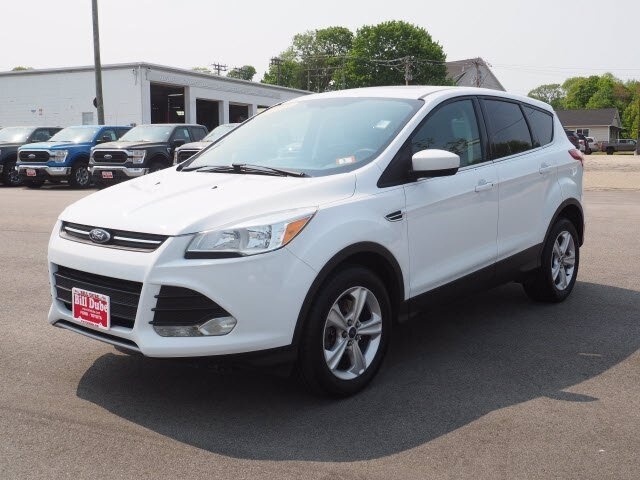 2015 Ford Escape SE Intercooled Turbo Regular Unleaded I-4 1.6 L/98 Engine Automatic 4X4 4 Door SUV