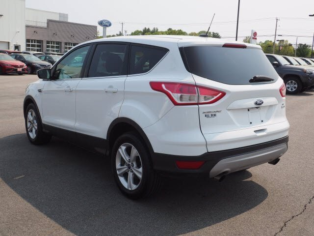 2015 Ford Escape SE Automatic 4 Door Intercooled Turbo Regular Unleaded I-4 1.6 L/98 Engine