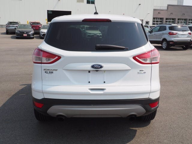 2015 Ford Escape SE 4X4 4 Door SUV