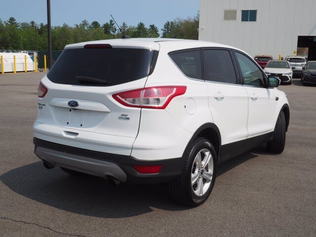 2015 Ford Escape SE Intercooled Turbo Regular Unleaded I-4 1.6 L/98 Engine Automatic 4 Door