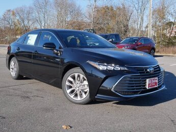 2021 Midnight Black Metallic Toyota Avalon Hybrid Hybrid XLE FWD 4 Door 2.5L 4 cyls Hybrid Engine Automatic (CVT)