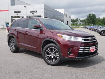 2018 Toyota Highlander LE SUV Automatic 4 Door