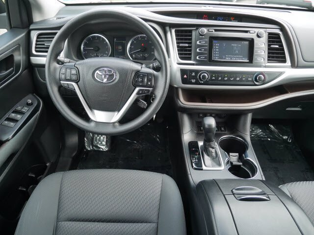 2018 Toyota Highlander LE Automatic SUV 4 Door AWD