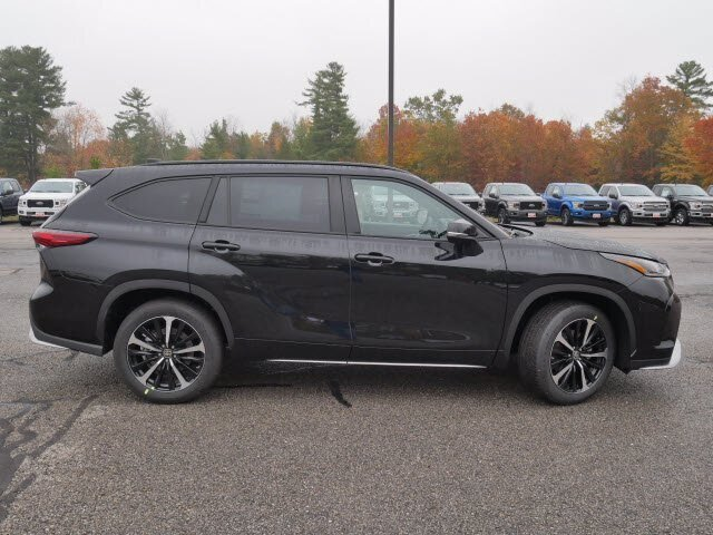2021 Toyota Highlander XSE 4 Door AWD SUV Automatic