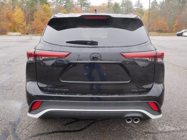2021 Toyota Highlander XSE SUV 3.5L V6 Engine 4 Door Automatic