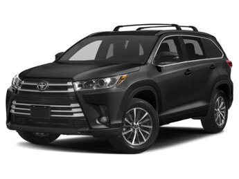 2018 Toyota Highlander XLE AWD 3.5L V6 Engine Automatic SUV 4 Door
