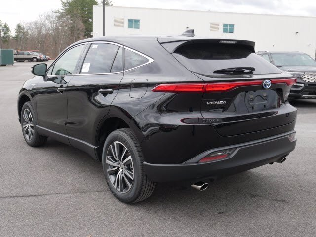 2021 Black Toyota Venza LE AWD SUV 4 Door 2.5L 4 cyls Hybrid Engine AWD