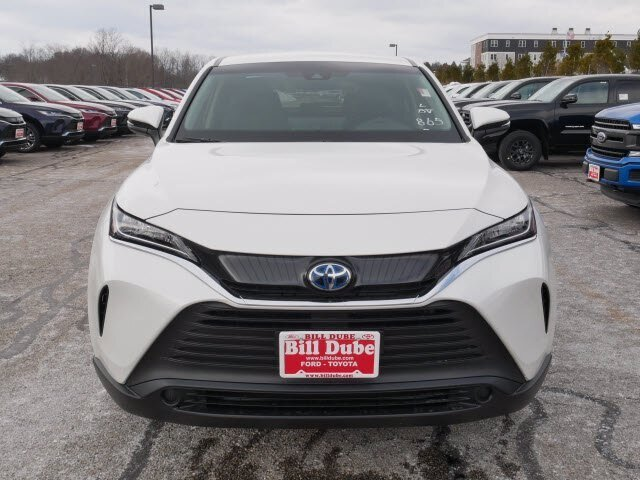 2021 Toyota Venza LE Automatic (CVT) SUV Gas/Electric I-4 2.5 L/152 Engine 4 Door AWD