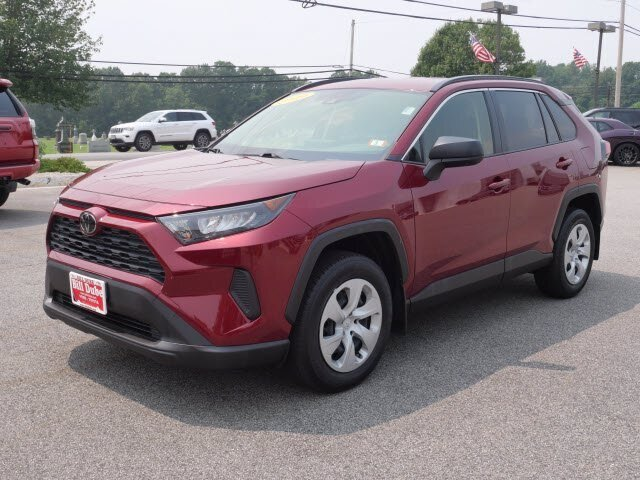 2019 Toyota RAV4 LE AWD 2.5L 4 cyls Engine SUV 4 Door Automatic
