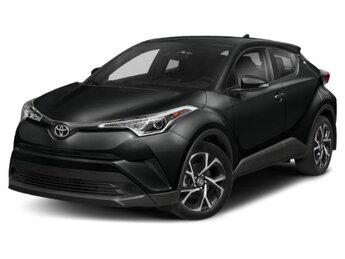 2019 Black Sand Pearl Toyota C-HR LE SUV Automatic (CVT) FWD 2.0L 4 cyls Engine