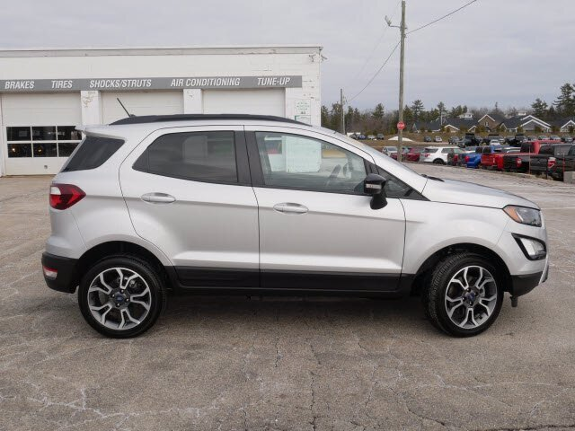 2020 Moondust Silver Metallic Ford EcoSport SES SUV 2.0L 4 cyls Engine Automatic 4X4