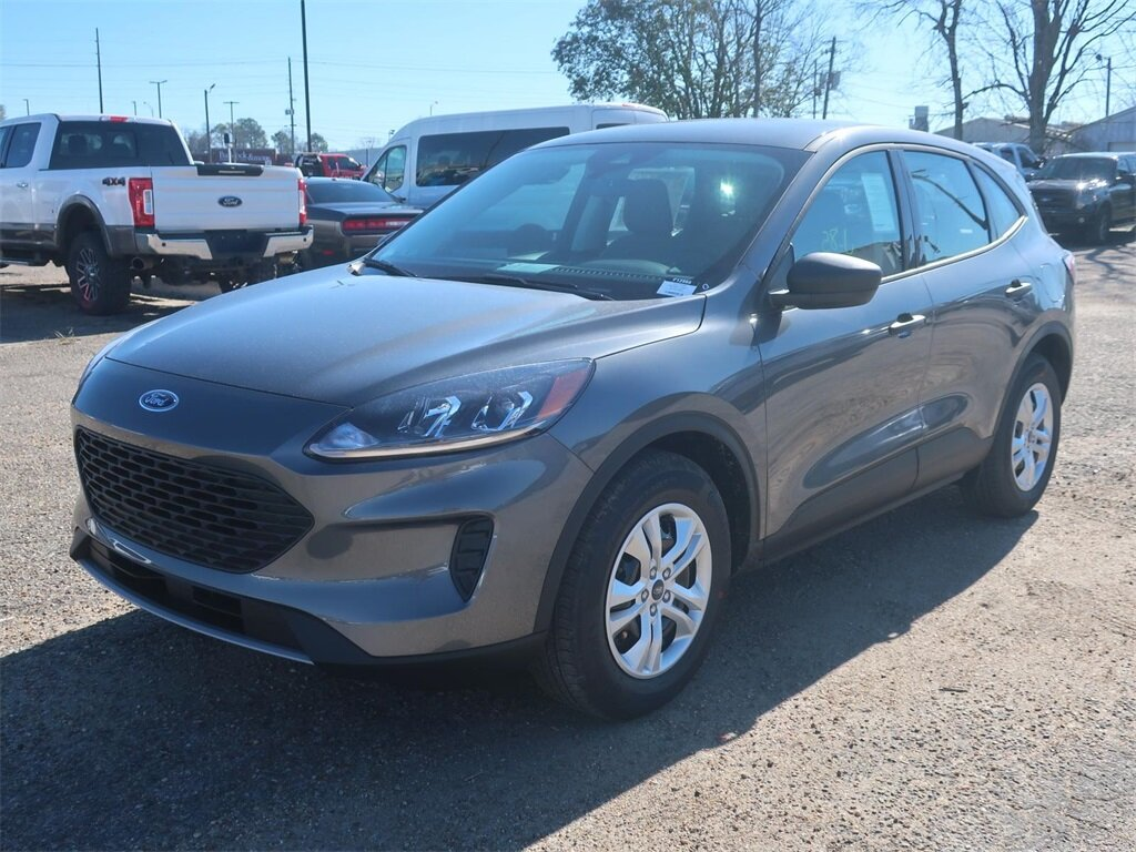 2021 Ford Escape S FWD Automatic 1.5L EcoBoost Engine 4 Door