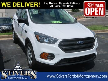 2019 Ford Escape S FWD Regular Unleaded I-4 2.5 L/152 Engine SUV