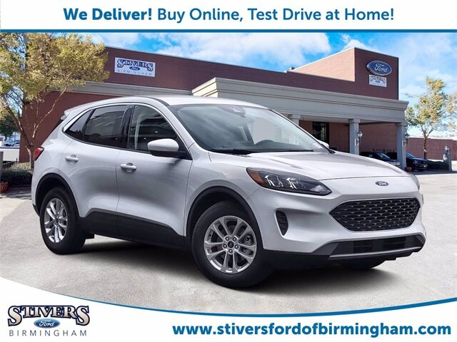 2021 Oxford White Ford Escape SE FWD Automatic 4 Door 1.5L EcoBoost Engine SUV