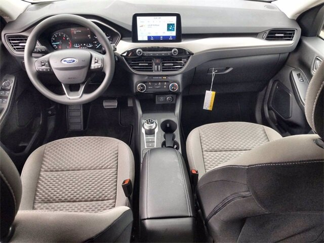 2021 Oxford White Ford Escape SE FWD Automatic 1.5L EcoBoost Engine