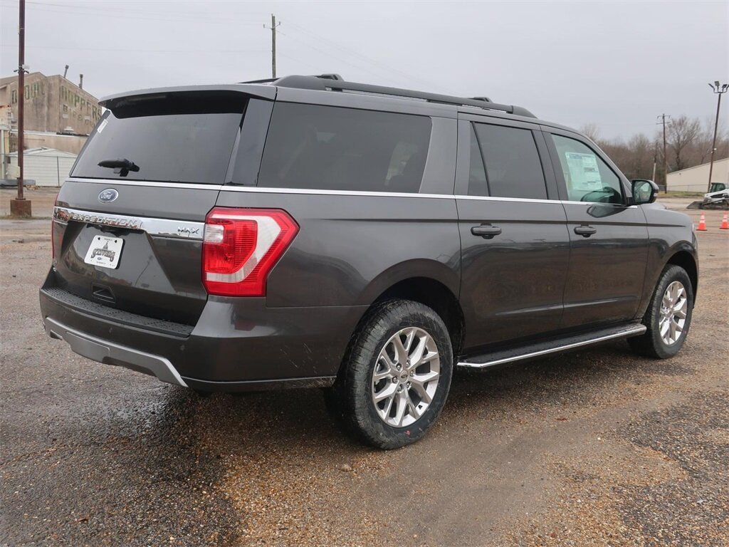 2021 Ford Expedition Max XLT RWD SUV Automatic EcoBoost 3.5L V6 GTDi DOHC 24V Twin Turbocharged Engine 4 Door
