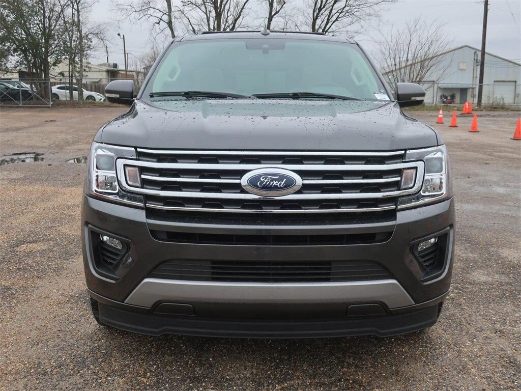 2021 Magnetic Metallic Ford Expedition Max XLT RWD EcoBoost 3.5L V6 GTDi DOHC 24V Twin Turbocharged Engine 4 Door SUV