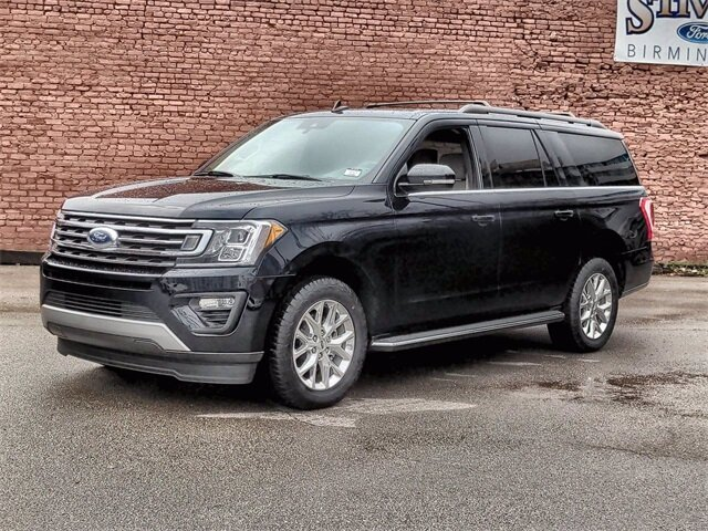 2021 Ford Expedition Max XLT RWD 4 Door EcoBoost 3.5L V6 GTDi DOHC 24V Twin Turbocharged Engine SUV