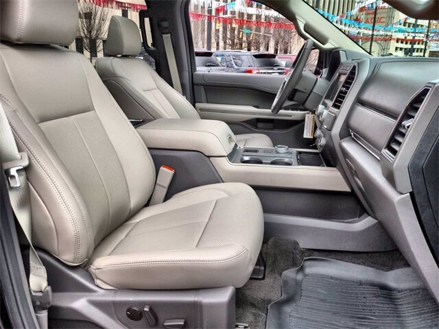 2021 Ford Expedition Max XLT EcoBoost 3.5L V6 GTDi DOHC 24V Twin Turbocharged Engine Automatic RWD